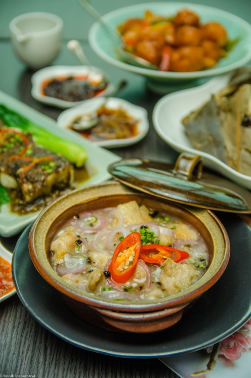 Stir-fry Chicken in Hubei Sauce